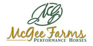 McGee Farms Performance Horses